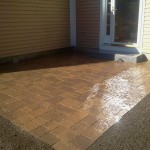 Permeable Pavers South Down Shores Laconia NH