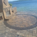 Belknap County New Hampshire Outdoor fireplace and Patios