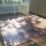 Belgard Pavers installed in South Down Shores laconia NH