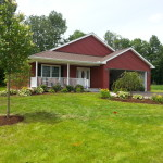 Landscape installed laconia New Hampshire
