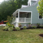 After Picture Landscape Design Wolfeboro New hampshire