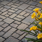 Belgard SubTerra Permeable Pavers installed by Natures Elite landscaping