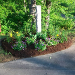 Perrrenial design and installation  Meredith NH