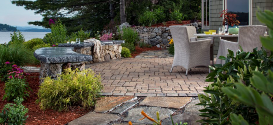 Waterfront Permeable Pavers