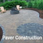 our services paver construction