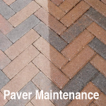 our services paver maintenance